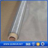 Malha de arame em aço inoxidável com compactação com certificados SGS
