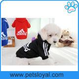 Fabbrica dei vestiti del cane di animale domestico del rivestimento del rifornimento dell'animale domestico