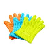 ТеплостойкNp перчатки перчатки силикона кухни/перчатки/близости печи силикона