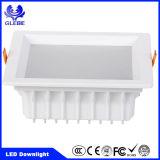 2017 nueva luz del panel redonda del diseño 2835SMD LED LED Downlight 1200lm