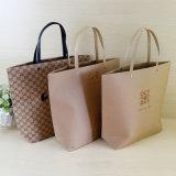 2017普及した新式の方法ショッピングキャリアのペーパーギフト袋