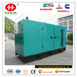 conjunto de generador diesel silencioso de potencia del OEM de 20-1200kw/25-1500kVA Cummins