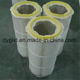 Plastic Dekking Zes de Patroon van de Filter van de Polyester van Oren