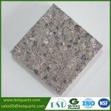 Countertop камня кварца цвета Muti Prefab для ванной комнаты