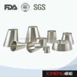 Encaixe de tubulação do redutor do produto comestível de aço inoxidável (JN-FT5005)