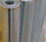 Qualité perforée galvanisée de plaque de feuillard de panneau d'acier inoxydable