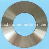 Herramienta de máquina circular modificada para requisitos particulares de la hoja de acero para la cortadora