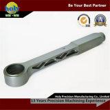 Het Aluminium CNC die van de Trekstang de Gedraaide Delen van Delen machinaal bewerken CNC