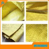 sacchetto tessuto pp della farina dello zucchero del riso di 10kg 25kg 50kg con lo strato del tessuto