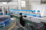 Máquina de etiquetado de relleno del pegamento caliente del derretimiento de la botella de la bebida del agua