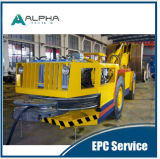 Alhe3 caricatore trasportatore ribaltabile elettrico LHD