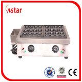 Générateur électrique de Tako Yaki avec la machine de casse-croûte de deux poêles
