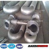 製鉄所で使用される合金の鋼鉄鋳造Wのタイプ放射管