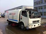 4000liters de Schoonmakende Vrachtwagens van de Weg van de Vrachtwagen van de Veger van de Straat van de vuilnisbak