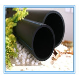 Pipe approuvée Dn355~630mm de HDPE d'OIN de la matière PE100/80 première pour le grand projet d'ingénierie