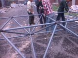 Useful Steel Structural Space Steel Grid for Because Park