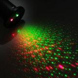 IP65 GS BS SAA RoHS Cer Yuegang Stern-Laserlicht für im Freiengebrauch