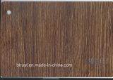 De houten Folie van pvc Deco van de Korrel voor Pers Bgl019-024 van het Membraan van het Meubilair/van het Kabinet/van de Deur de Hete Gelamineerde/Vacuüm