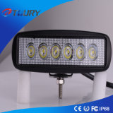 18W LED Headlight Work Light 4WD Offroad Spotlight