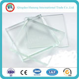 Vidrio claro de cristal/precio ultra de /Extra del hierro inferior claro del vidrio de flotador