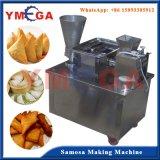 Aço inoxidável cheio Samosa da fonte da fábrica que faz o preço da máquina