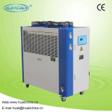 Refroidisseur industriel refroidi à l'air pour machine à soufflerie à bouteille