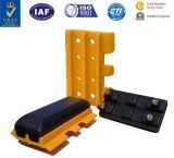 Block der PU-Gusserzeugnis-Crawer/Pedrail/Caterpillar/Track für Aufbau-Maschine