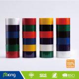 Band van de Verpakking van het Karton van de Kleur BOPP van de Prijs van de fabriek de Zelfklevende Verzegelende
