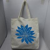 최신 판매 로고에 의하여 인쇄되는 큰 크기 면 끈달린 가방