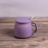 De ceramische Ceramische Kop van de Kop van het Ontbijt voor Melk, de Kop van het Porselein van de Koffie