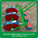 Sembradora manual del maíz del plantador del fertilizante de la siembra de la sembradora