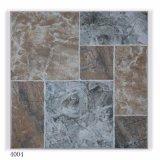 Azulejo de suelo de cerámica rústico para el jardín con ISO (4005)