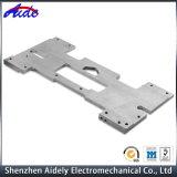 Peças de maquinaria feitas sob encomenda do metal do CNC da elevada precisão para o espaço aéreo