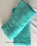 Toalha de limpeza de microfibra / tecido