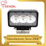 4.5inch IP68 impermeabilizan la lámpara auto de 9W LED para el carro
