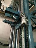 Vertical CNC inducción Amortiguamiento de endurecimiento de la máquina de rodillos de trabajo 3m