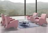 Il sofà della barra della mobilia di modo ha impostato (HS-S004)