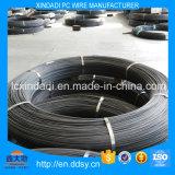 fil de 6mm de fer ou d'acier non allié avec les côtes spiralées