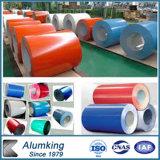 Coustomized 1000 serie di colore ricoperto/ha preverniciato la bobina di alluminio