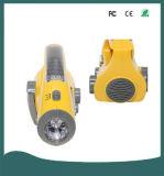 Generatore solare fabbricante & indicatore luminoso Emergency del LED & alimentazione elettrica radiofonica & mobile