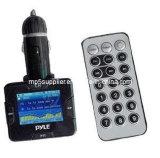 PYLE PLMP3C1 connecteur dans la voiture de MP3/USB/SD/émetteur FM/modulateur sans fil