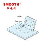 Friktions-Scharnier, Laptop LCD-Scharnier, 1 Blatt-Höhe, 2-58 geöffnete Breite, 26.5 Lbsin Drehkraft, linke Hand