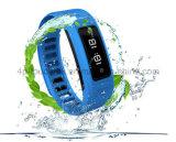 IP56 impermeabilizzano il braccialetto astuto del Wristband della vigilanza con Bluetooth H6