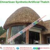 Il Thatch sintetico della paglia africano e vorrebbe rendere tecnico ed a prova di fuoco per il ricorso 23 del tetto