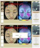 Analizador de la piel del espejo mágico portable del LED 3D para el centro médico con Ce