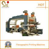 4 couleurs Impression papier machine à haute vitesse avec PLC
