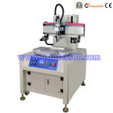Halb automatische Drehbildschirm-Drucker-Maschine