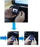 Fuyuda 4t 휴대용 경찰 법의 집행 사진기 도킹 스테이션