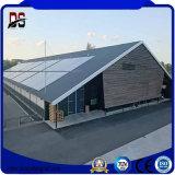金属の店建物のプレハブの軽い鋼鉄ニワトリ小屋
