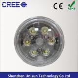 indicatore luminoso del lavoro dell'inondazione del trattore del CREE LED di 9-32V 4.5inch 18W